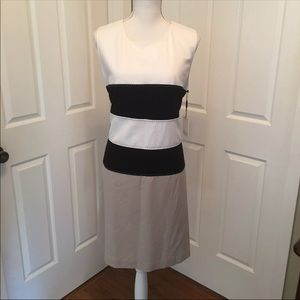 Calvin Klein Fit And Flare Dress Sz 16